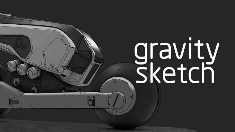 YouTube video - Gravity Sketch