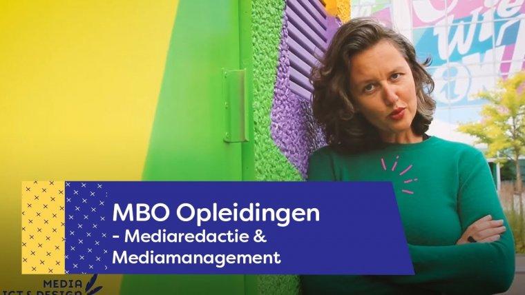 YouTube video - Mediaredactie & Mediamanagement